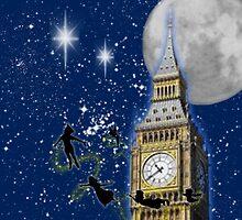 Peter Pan - Follow me to Neverland by Heather Saldana