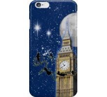Peter Pan - Follow me to Neverland iPhone Case/Skin