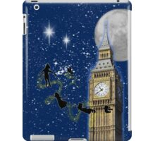 Peter Pan - Follow me to Neverland iPad Case/Skin