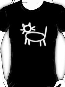Hobo Symbol: Kind Lady (white print) T-Shirt