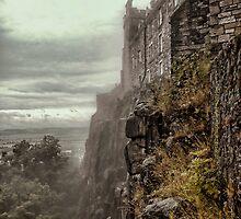 Misty Castle by fraser68