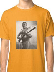 What a man looks like Classic T-Shirt