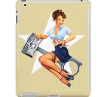 Top Gear - Pin-Up Girl iPad Case/Skin