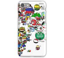 Polandball World iPhone Case/Skin