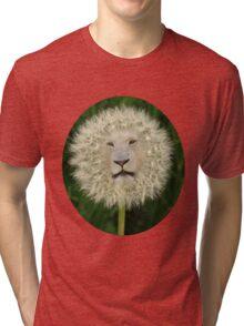 ☝ ☞DANDELION TEE SHIRT~DANDY LION TEE SHIRT LOL ☝ ☞ Tri-blend T-Shirt