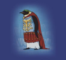 The Majestic Emperor Penguin T-Shirt