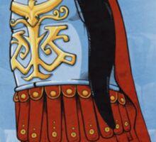 The Majestic Emperor Penguin Sticker