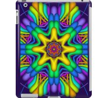 The Sun & Rainbow Patterns iPad case iPad Case/Skin