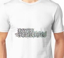 Let's Tessellate - Triangle Artwork Unisex T-Shirt
