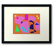 Conifer 2 Framed Print