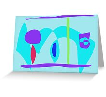 Rainy Season 2 Greeting Card