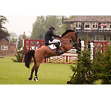 When good jumps go BAD! 1/8 Photographic Print
