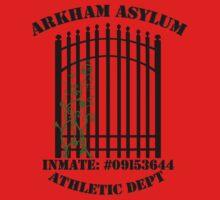 Arkham Asylum, Inmate: Poison Ivy  Kids Clothes