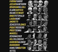F1 Champions Unisex T-Shirt