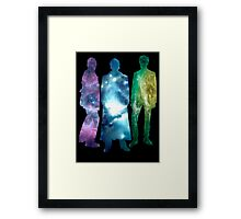New Who Framed Print
