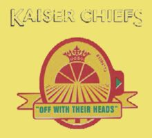 Kaiser Chiefs - Off with their heads by dieorsk2