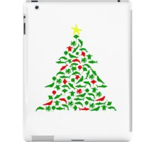 Sea Animal Christmas Tree iPad Case/Skin