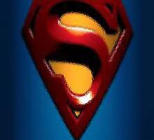 Superman Cover by BisKrome