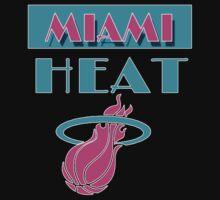 Miami! Heat T-shirt 2 Kids Clothes
