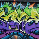 Graffiti by INFIDEL