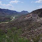 Rio Grande valley Lajitas - US-Mexico Border - Rio Grande - Lajitas - West Texas by seymourpics