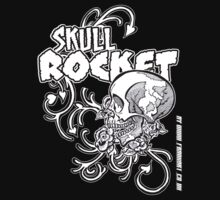 Skull Rocket Adults by Frank Louis Allen by Frank Allen
