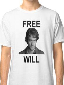 Free Will Graham Classic T-Shirt