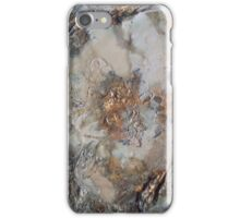 Mother of Pearl and Gold iPhone Case/Skin