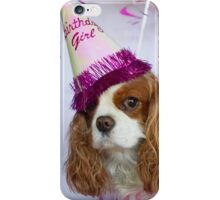 Birthday Girl iPhone Case/Skin