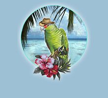 caribbean cool Womens Fitted T-Shirt
