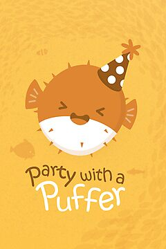 Party with a Puffer by Samhurst