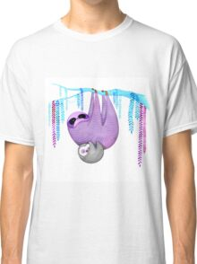 Colorful Sloths Classic T-Shirt