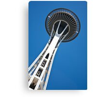Seattle We Love You Canvas Print