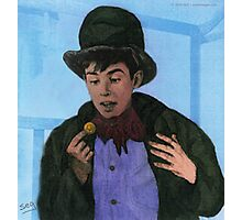 Davy Jones as The Artful Dodger Photographic Print