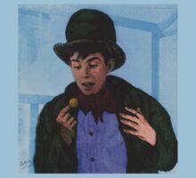 Davy Jones as The Artful Dodger Kids Tee