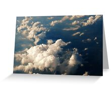 Cloud Formation #4 Greeting Card