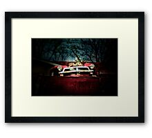 For Sale: Car not Bird Framed Print