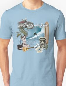 retro beach T-Shirt