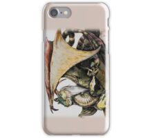 Momma Dragon iPhone Case/Skin