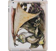 Momma Dragon iPad Case/Skin
