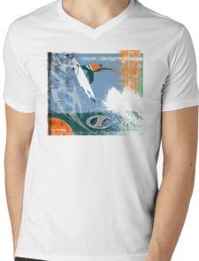 surfers high Mens V-Neck T-Shirt