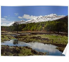 Adventure in the Cairngorms Poster