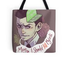 Blame it on my ADD (baby) Tote Bag