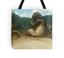 Dregs of the Flood Tote Bag