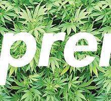 Supreme X Weed by OGlipman