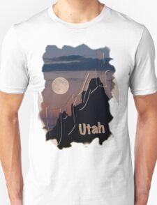 Utah MTmoon Silhouette T-Shirt