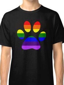 Rainbow Paw Classic T-Shirt