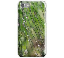 Tears on a Wire iPhone Case/Skin