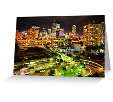 Groovy View Greeting Card