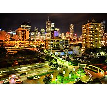 Groovy View Photographic Print